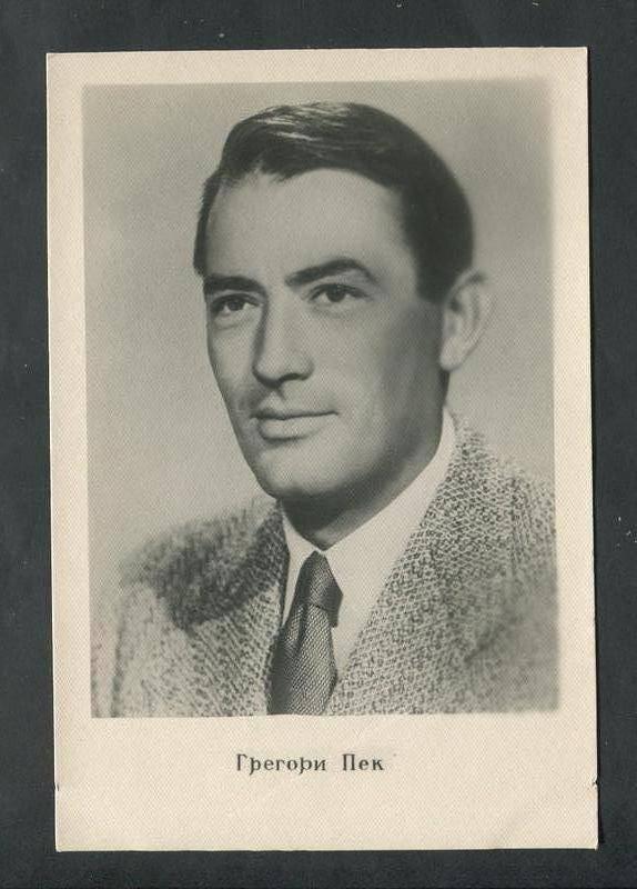Грегори пек (gregory peck) биография, фото, личная жизнь, его жена и дети