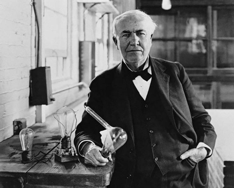 Томас эдисон ? американский изобретатель. что изобрел ? томас эдисон? все его изобретения