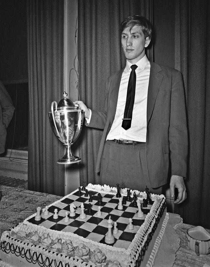 Роберт фишер - биография, достижения, техника игры