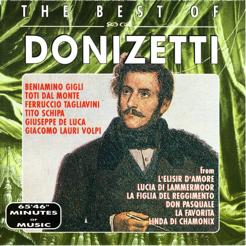 Доницетти, гаэтано — вики