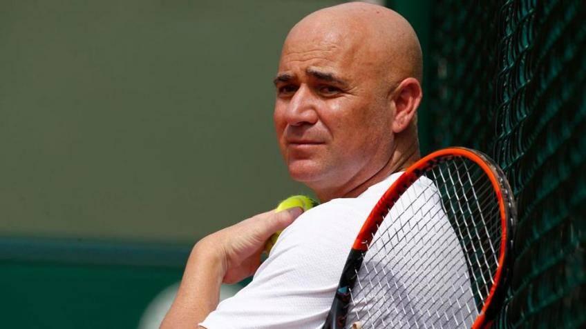 Теннисист агасси андре: биография, личная жизнь, спортивная карьера :: syl.ru