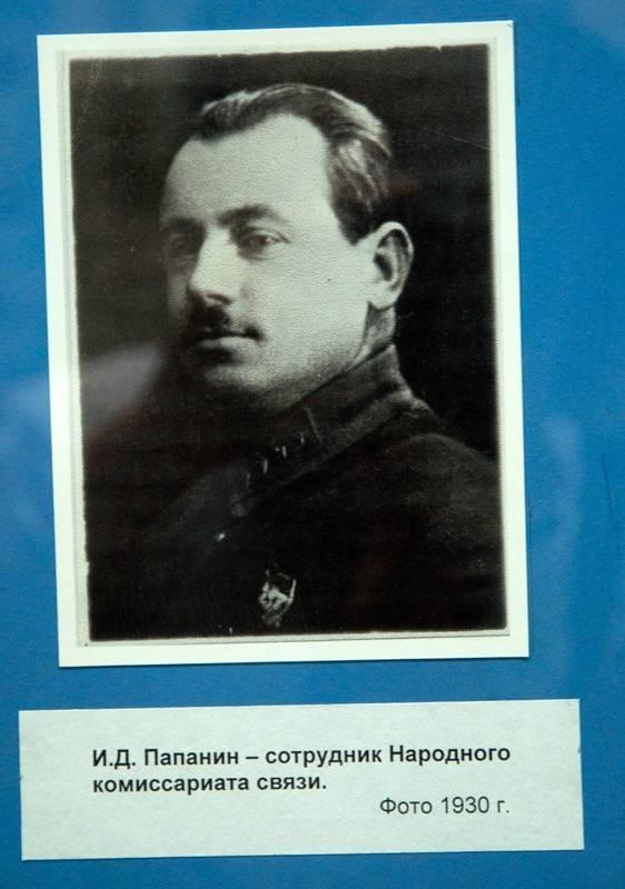 Иван дмитриевич папанин — краткая биография | краткие биографии