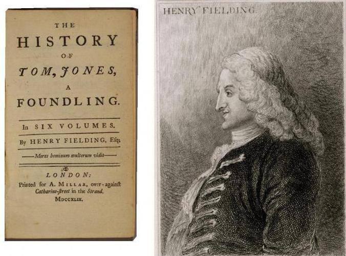 Филдинг, генри — википедия. что такое филдинг, генри
