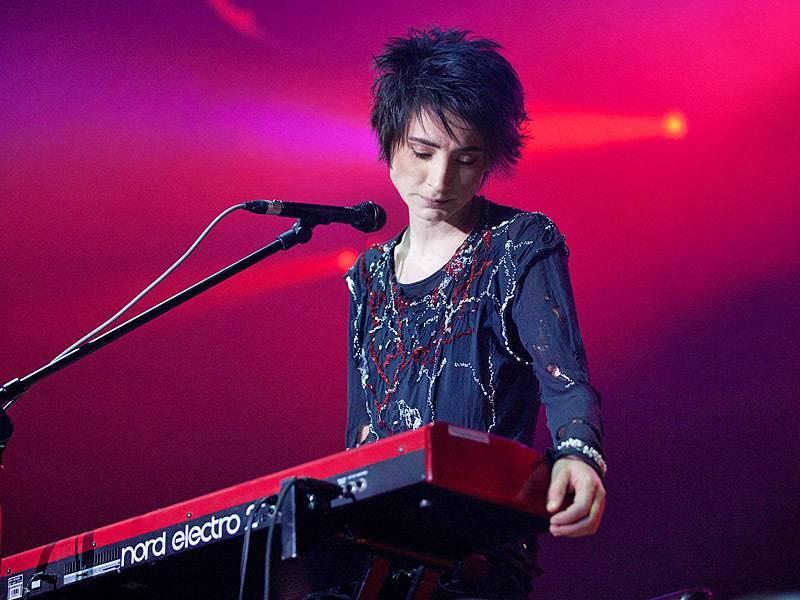 Земфира – рок-певица