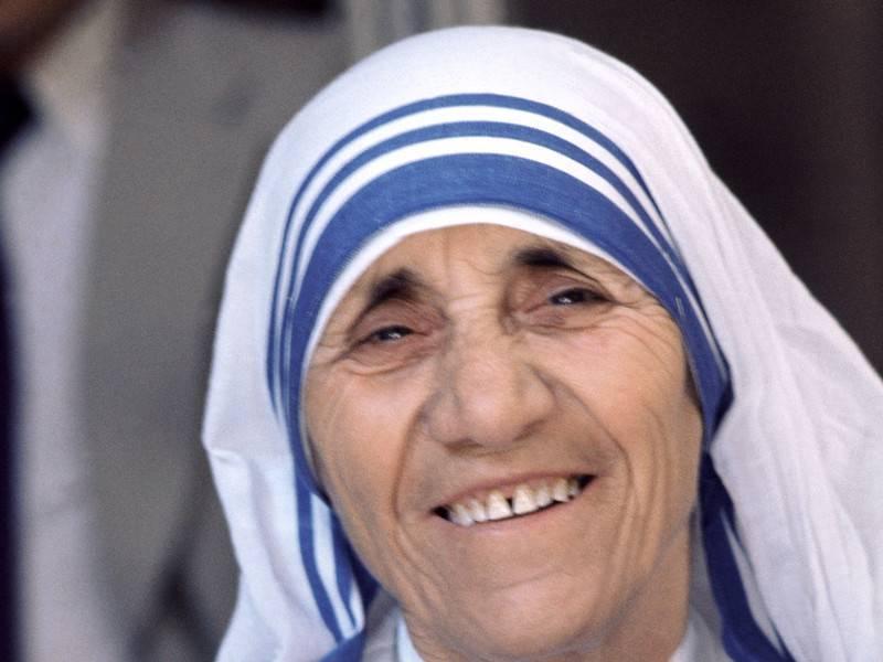 Мать тереза. биография для детей