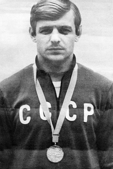 Виктор кровопусков. 100 великих олимпийских чемпионов