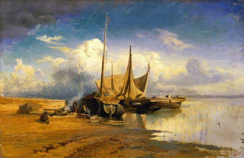 Федор васильев — гениальный художник, умерший молодым: биография и картины