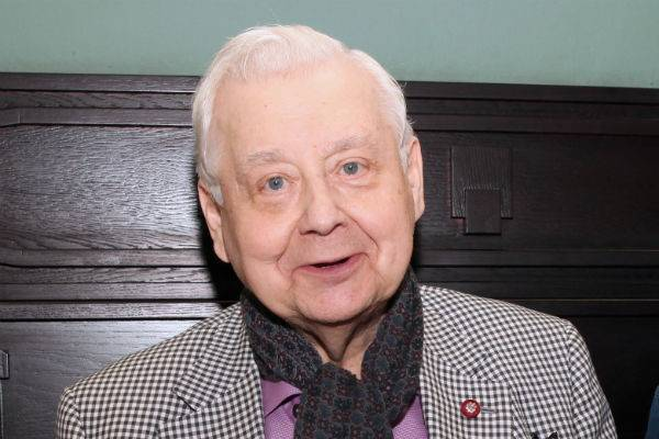 Олег табаков: биография, личная жизнь, фото и видео