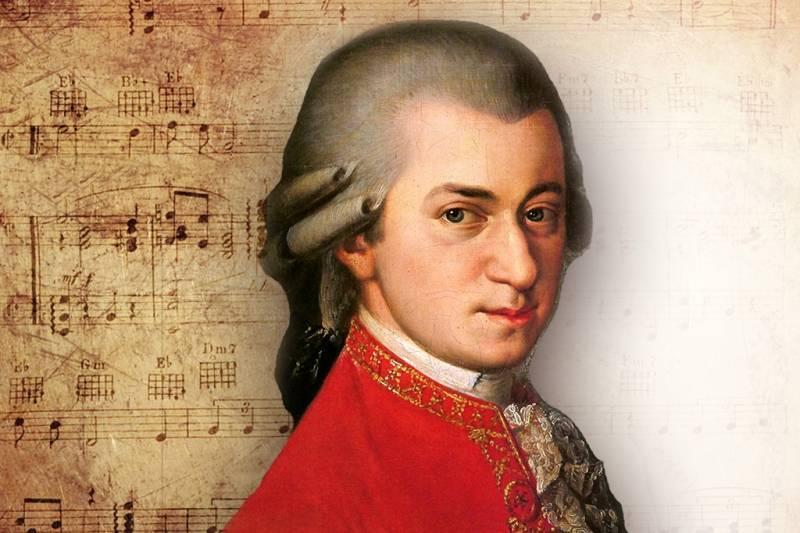 Интересные факты из жизни моцарта. вольфганг амадей моцарт: биография