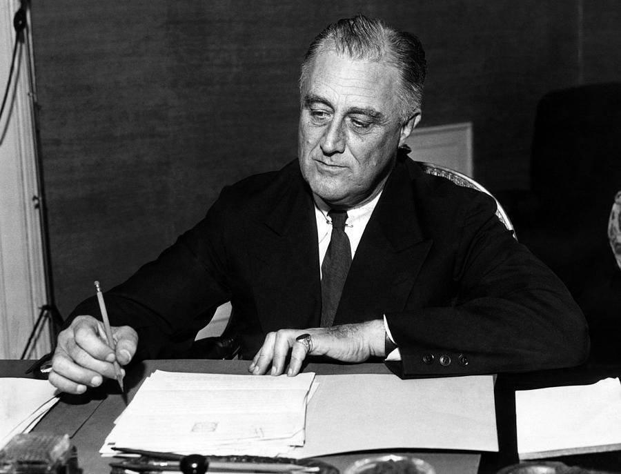 Краткая биография франклина рузвельта   краткие биографии