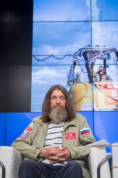 Биография Федора Конюхова