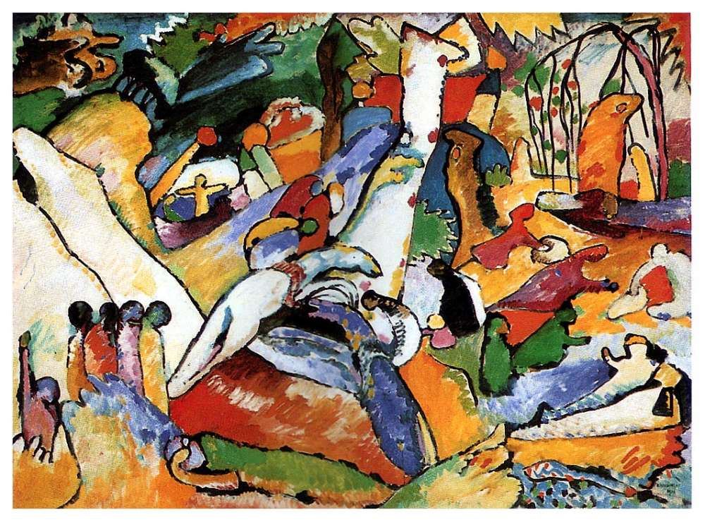 В.в. кандинский: направления живописи, цены, рекорды продаж картин   оценка, продажа и скупка картин кандинского — «лермонтов»
