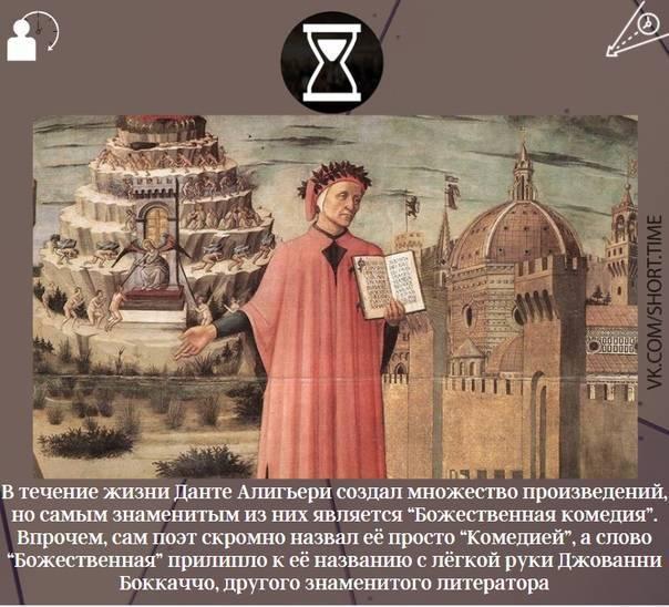 Данте алигьери | наука | fandom