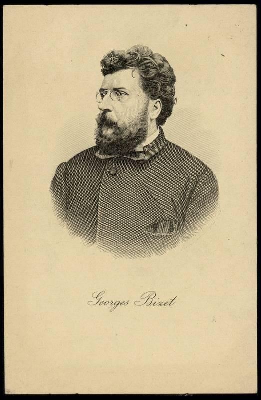 25 октября родился жорж бизе