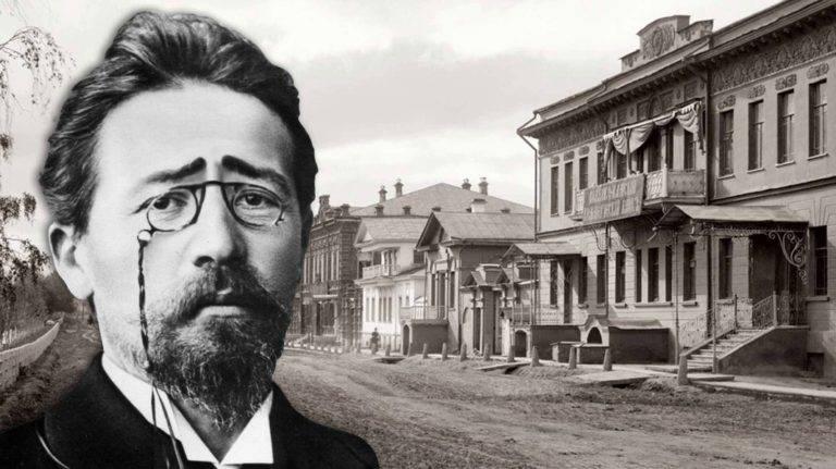 Биография чехова