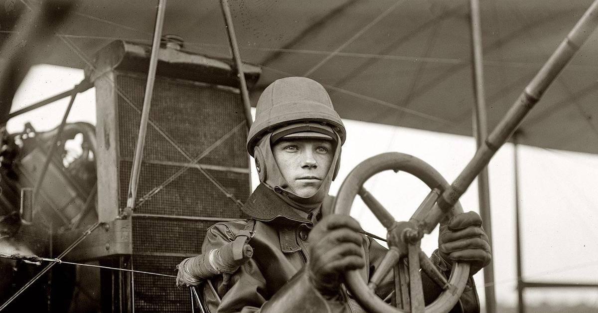 10 фактов из биографии авиаконструктора игоря сикорского