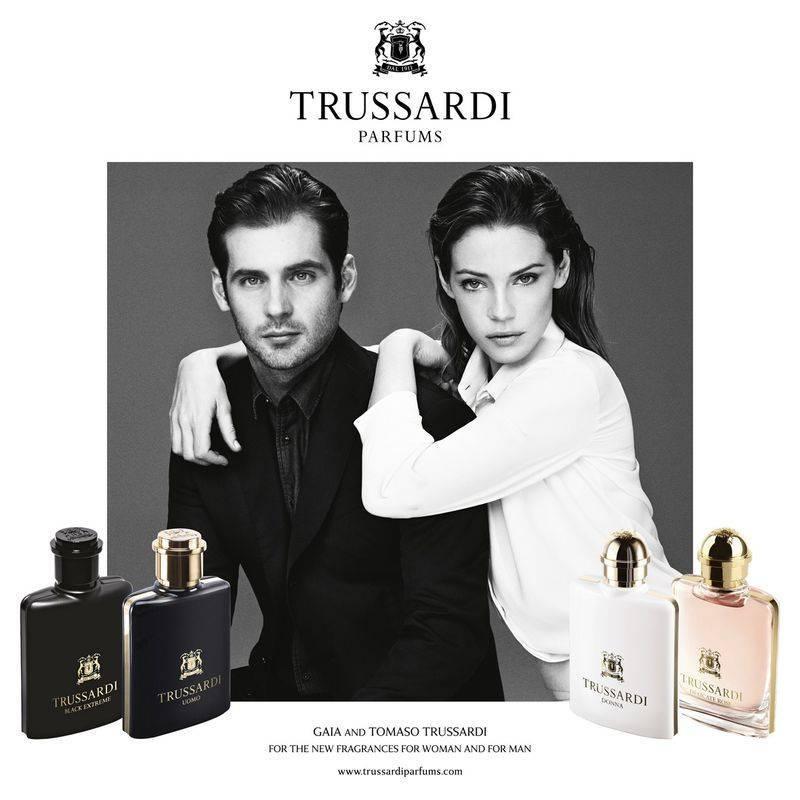 История и сегодняшний день парфюмерии trussardi