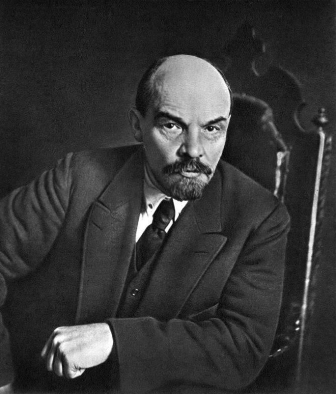 Биография Владимира Ленина