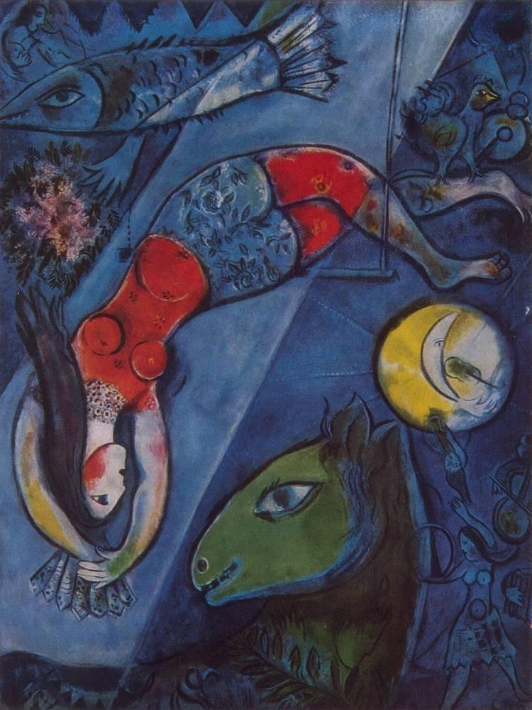 Марк шагал — биография марка шагала, картины художника, периоды и суть творчества, автопортрет. роль марка шагала в становлении авангардного искусства xx века