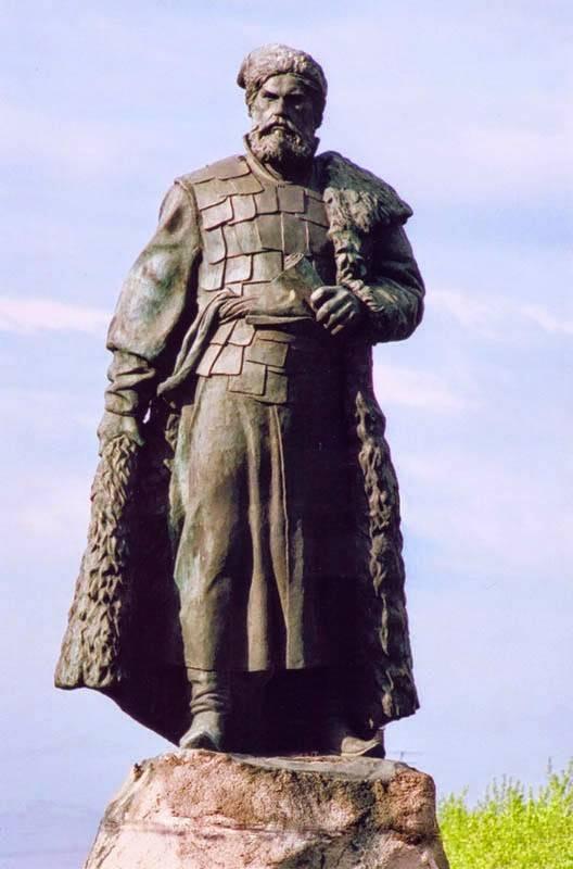 Хабаров ерофей павлович, русский землепроходец