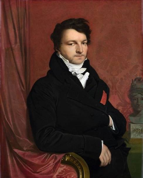 Жан огюст доминик энгр (1780–1867). мастера исторической живописи