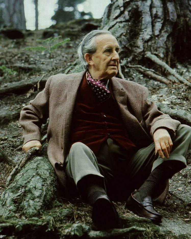 Джон рональд руэл толкин — биография писателя | краткие биографии