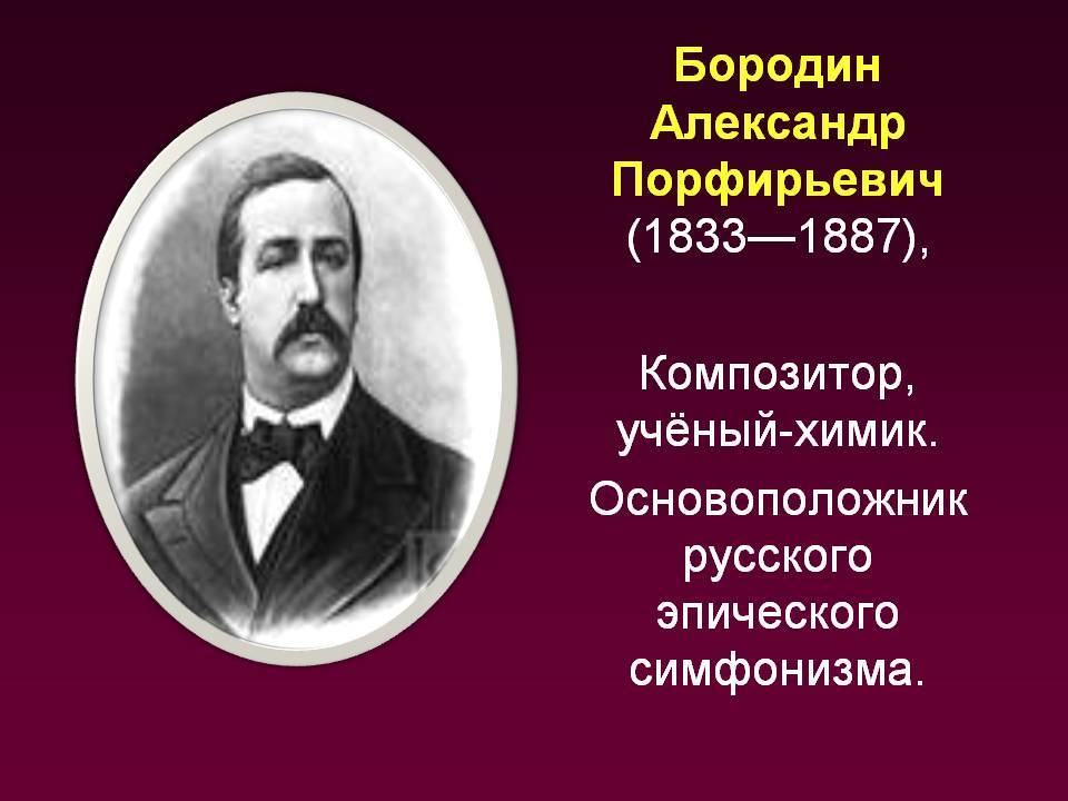 Бородин, александр порфирьевич — википедия