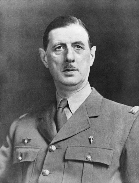 Генерал шарль де голль, президент франции (1890–1970). 100 великих политиков