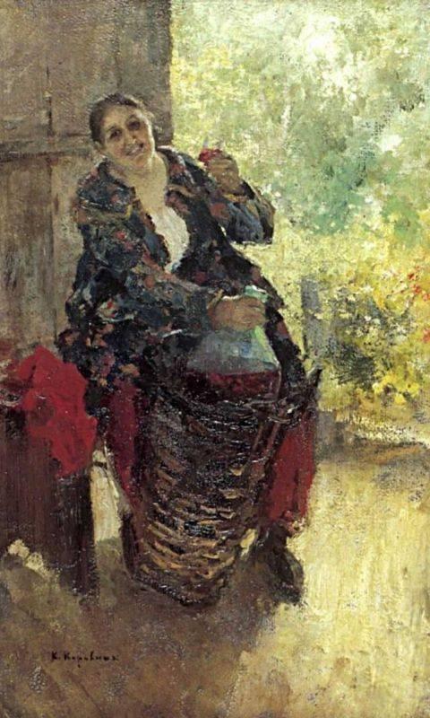 Коровин константин алексеевич (1861-1939), москва — париж