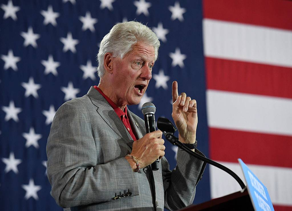 Билл клинтон — 42 президент сша