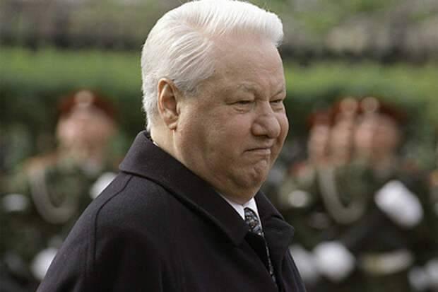 Первый президент россии ельцин борис николаевич. политика ельцина