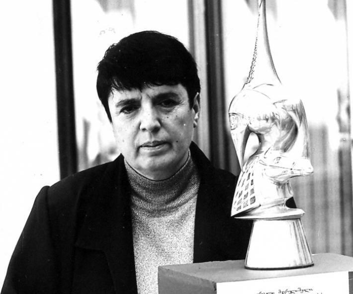 Гаприндашвили, нона терентьевна — википедия. что такое гаприндашвили, нона терентьевна