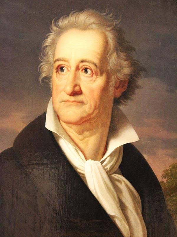 Иоганн вольфганг фон гете: биография, фото, произведения, цитаты