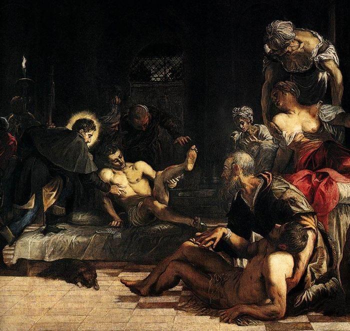 Якопо робусти (тинторетто): великий художник 16 векаи его картины
