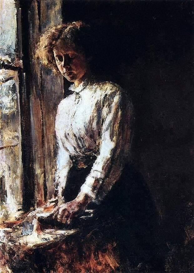Валентин александрович серов, художник. картины с названиями