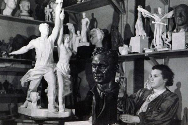 Вера игнатьевна мухина (1889–1953)