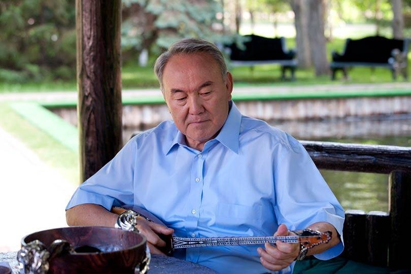 Нурсултан абишевич назарбаев: биография, личная жизнь, семья (фото)