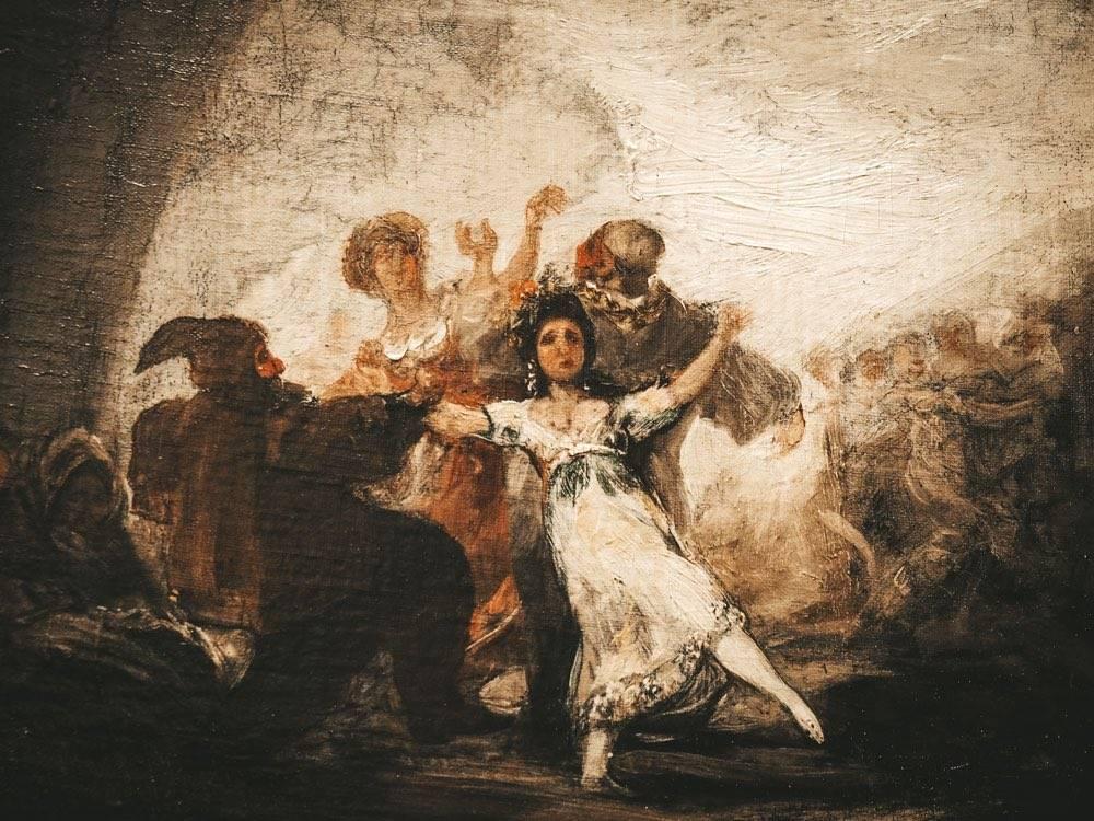 Франсиско гойя – зеркало испании конца xviii – начало xix века