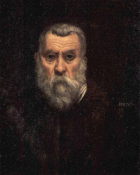 Тинторетто — биография тинторетто, подробно кто он такой, самые известные картины художника, творчество живописца. автопортрет тинторетто на veryimportantlot.com