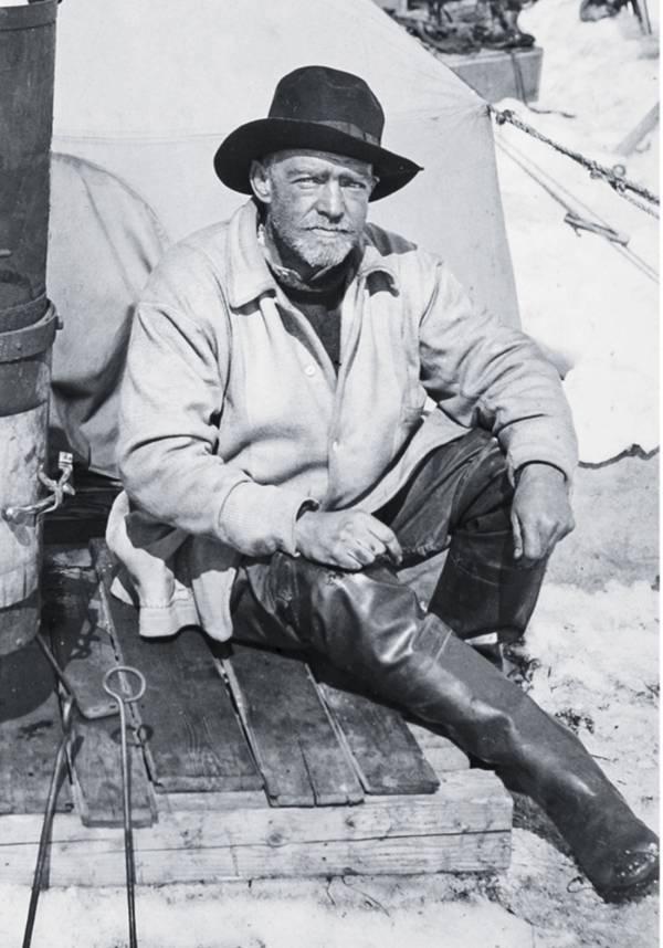 Обреченная антарктическая экспедиция эрнста шеклтона