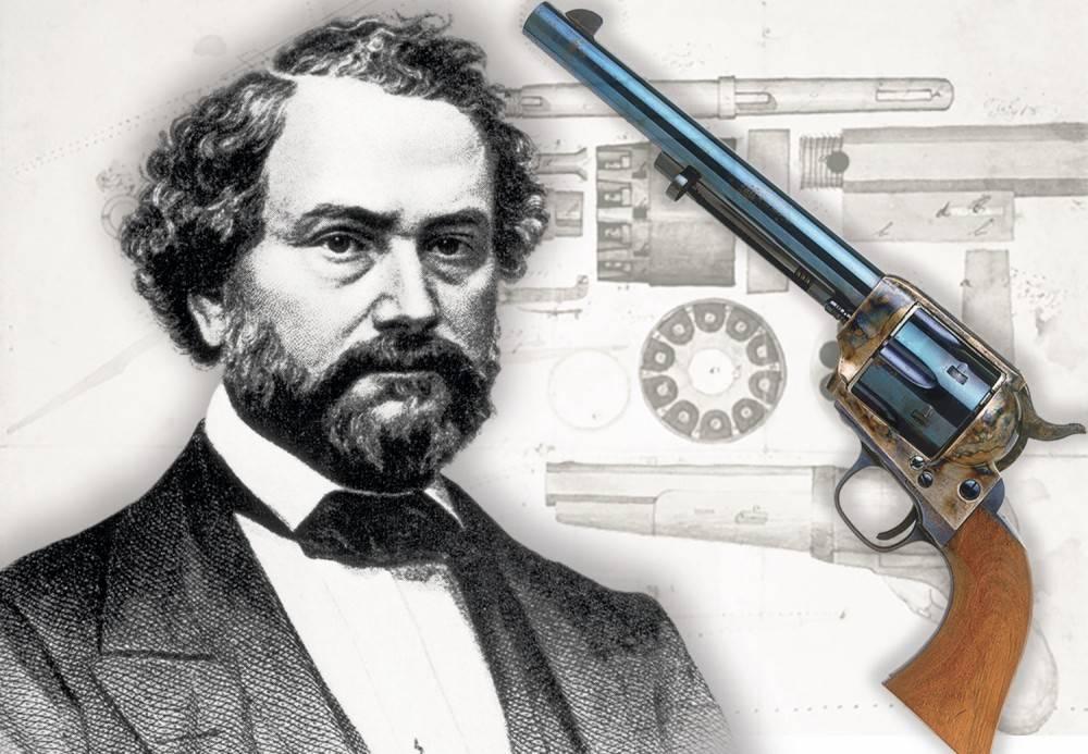 Сэмюэль кольт (изобретатель револьвера): человек, который умел продавать