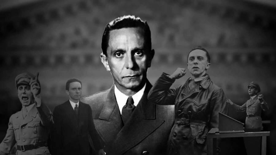 Краткая биография йозефа геббельса