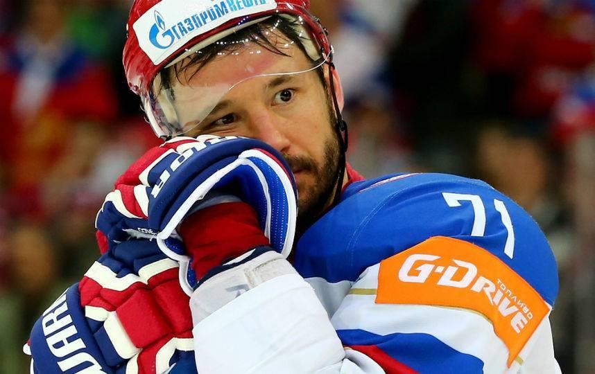 Илья ковальчук - биография хоккеиста   все о хоккее