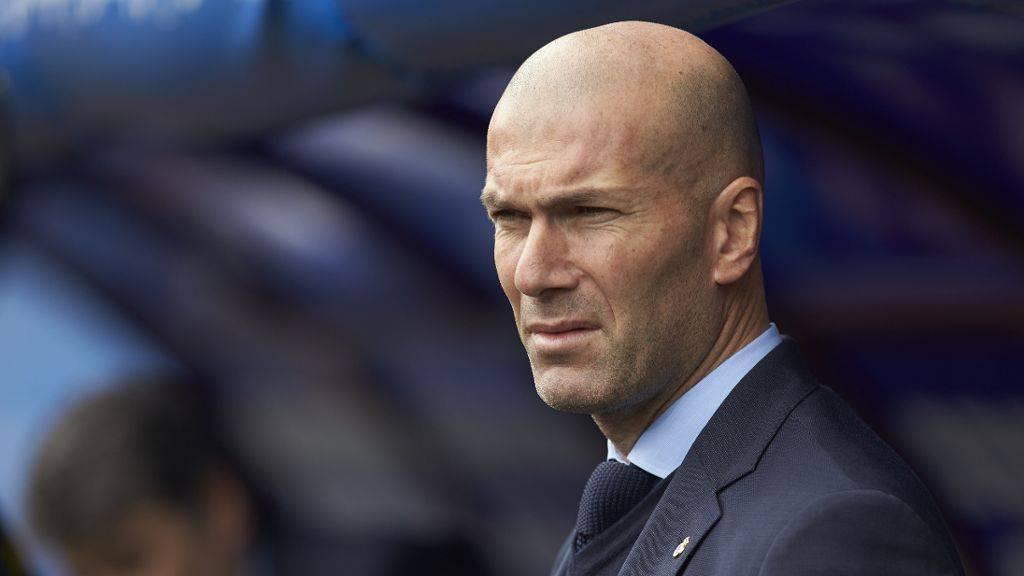 Великий французский футболист зинедин зидан