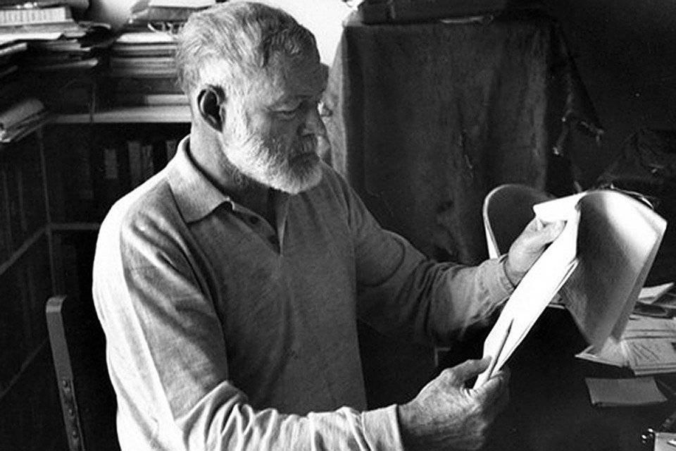 Эрнест хемингуэй (ernest miller hemingway): биография и творчество (фото)