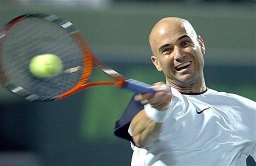 Любимец брендов, чемпион и плейбой: теннисист андре агасси