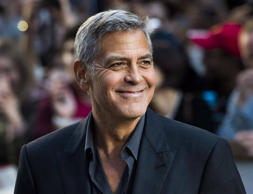 Джордж клуни (george clooney) - биография, фото, личная жизнь и его жена, дети 2020