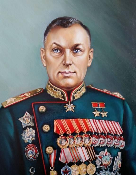 Каким фронтом командовал рокоссовский во время великой отечественной войны