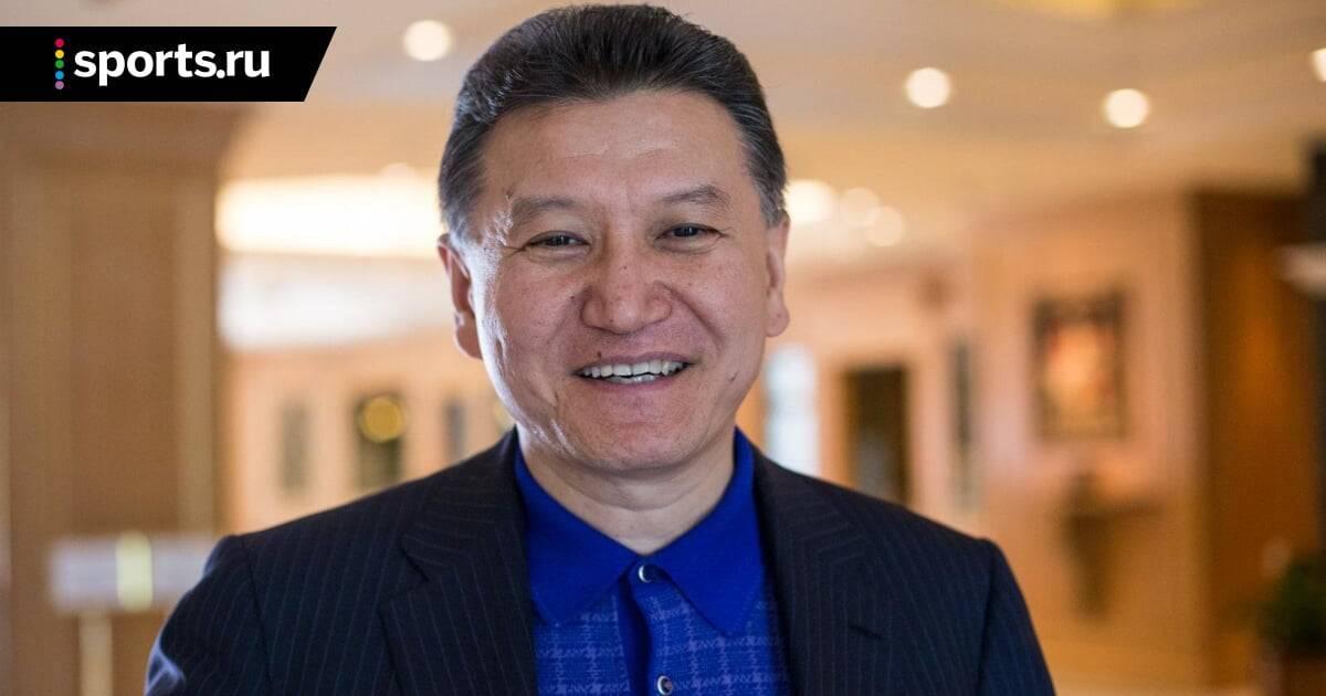 Президент калмыкии кирсан илюмжинов: биография, семья