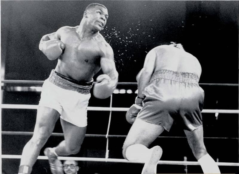 Майк тайсон: любительская и профессиональная карьера боксера, личная жизнь, тюремное заключение